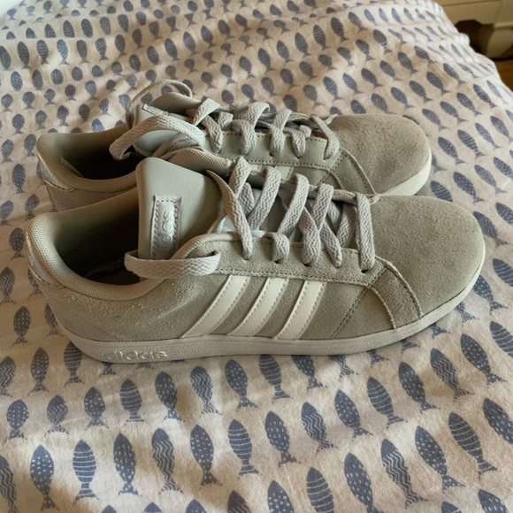 adidas Shoes   Youth Sneakers   Poshmark